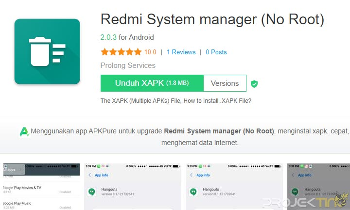 Download Redmi System Manager