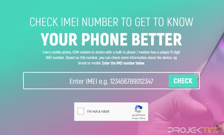 Cara Cek Keaslian IMEI Xiaomi