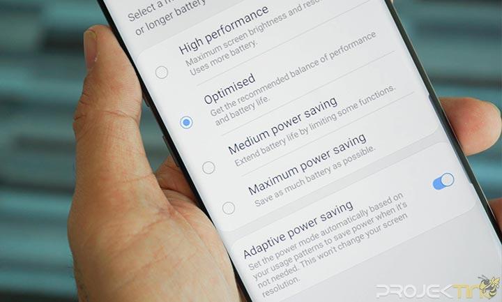 Cara Membuat Baterai Hp Samsung Irit