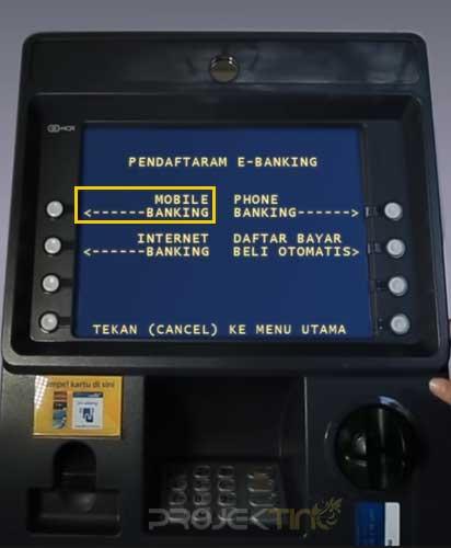Daftar Mobile Banking Mandiri