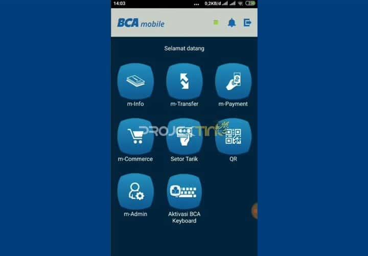 Cara Daftar Mobile Banking BCA Lewat Hp