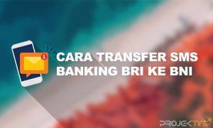 Cara SMS Banking BRI ke BNI