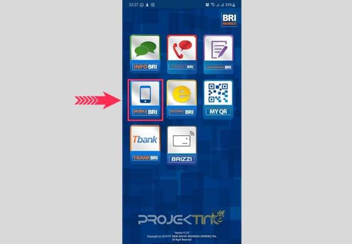 Cara Transfer SMS Banking BRI Ke BNI