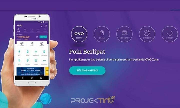 Aplikasi Dompet Digital Terbaru