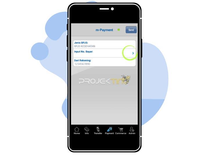 Bayar BPJS BCA Mobile
