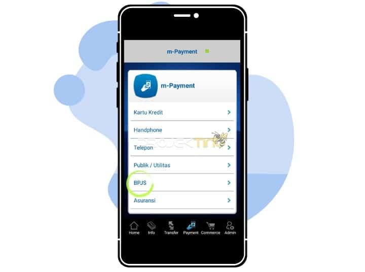 Bayar BPJS Via BCA Mobile