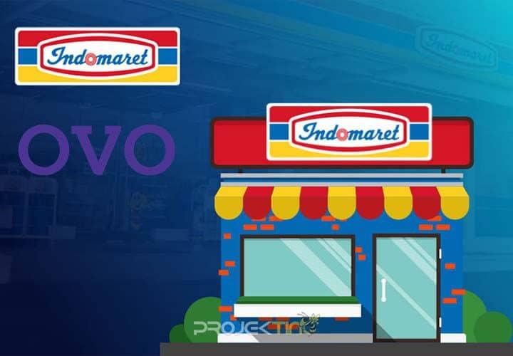 Biaya Admin Top Up OVO Di Indomaret