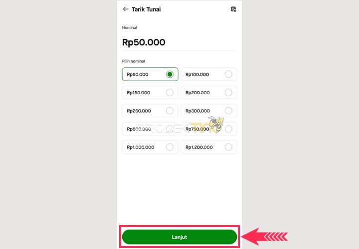 Cara Tarik Tunai GoPay Lewat ATM BCA