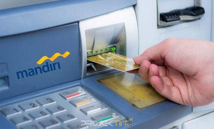 Cara Top Up Ovo Di ATM Mandiri