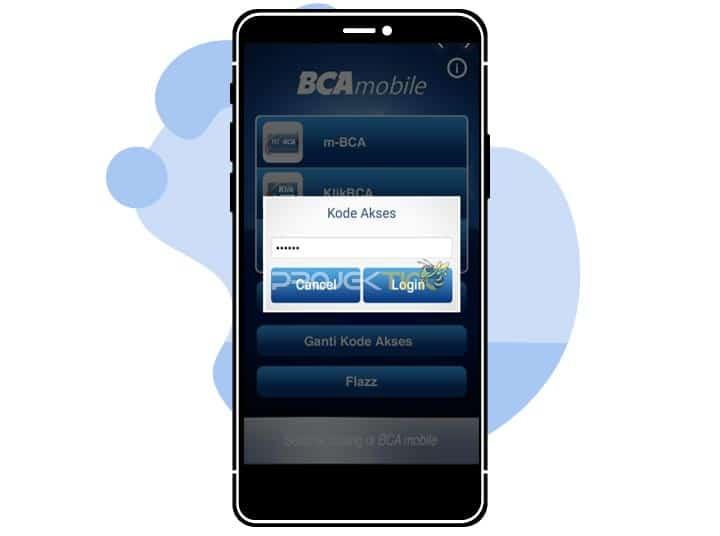 Kode Akses BCA Mobile