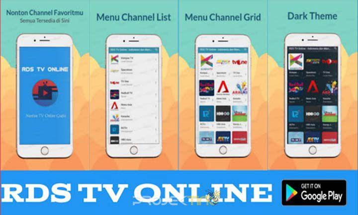 RDS TV Online