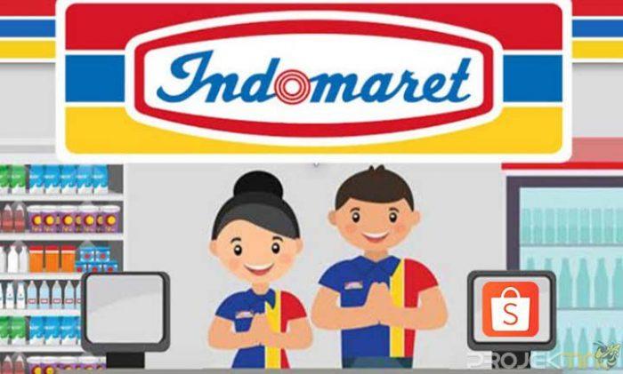 10 Cara Bayar Shopee Di Indomaret Terbaru | ProjekTino