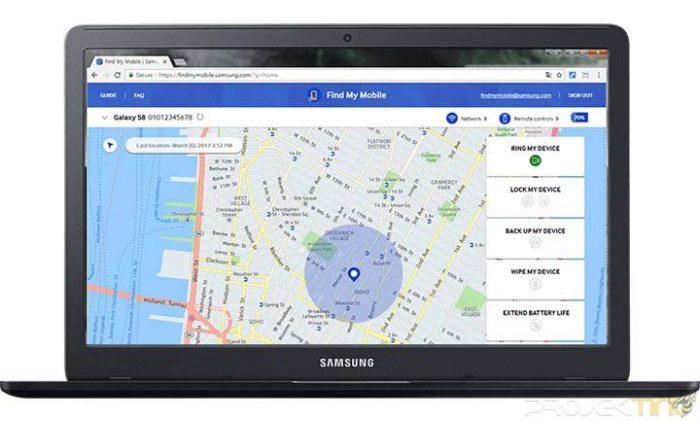 13 Cara Melacak HP Hilang Dengan Email : Find My Device | ProjekTino
