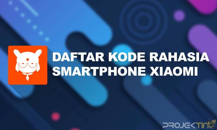 Kode Rahasia Xiaomi