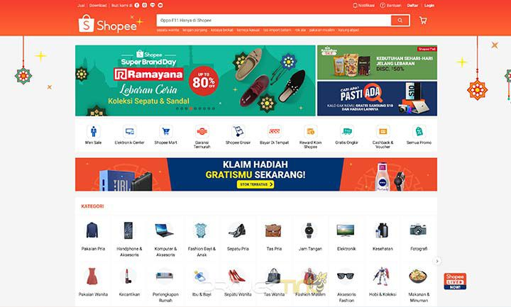 Situs Cek Resi Shopee