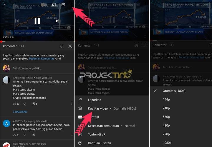 Cara Mengatasi Youtube Buffering