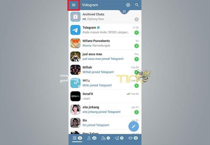 Cara Mengubah Suara Di Telegram Tanpa Aplikasi
