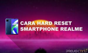 Cara Reset Hp Realme