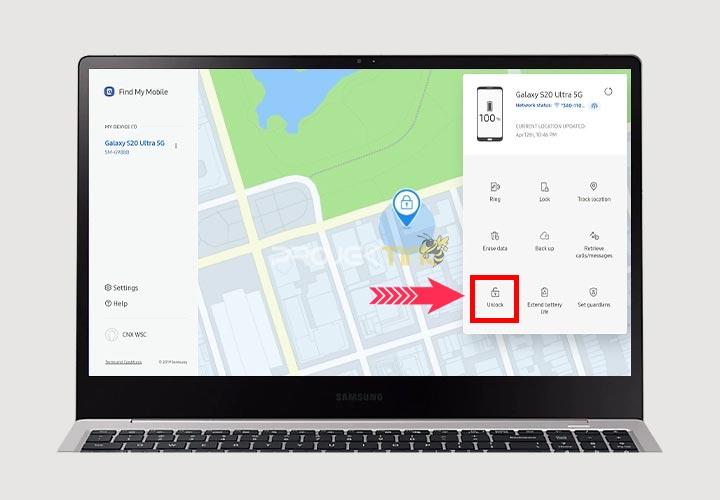 Cara Unlock Hp Samsung Terkunci
