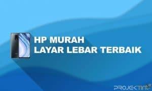 HP Murah Layar Lebar