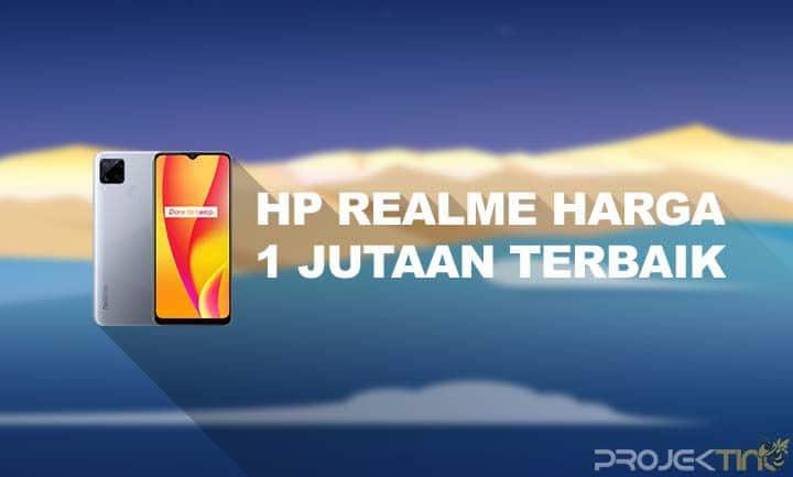 HP Realme Harga 1 Jutaan RAM 4GB