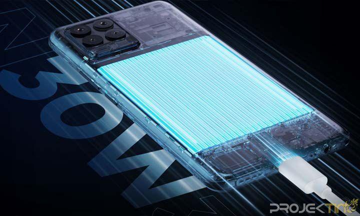 Baterai Realme 8