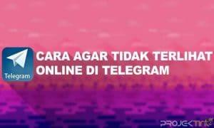 Cara Agar Tidak Terlihat Online Di Telegram Versi Terbaru