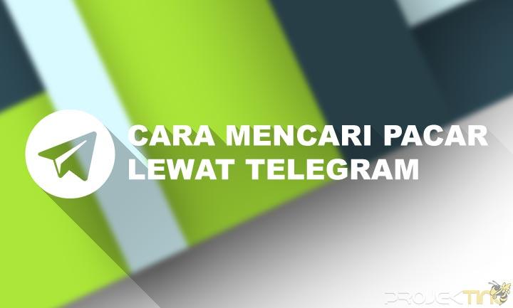 Cara Cari Pacar di Telegram