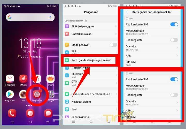 Cara Mengembalikan Kontak HP Yang Terhapus Di Samsung
