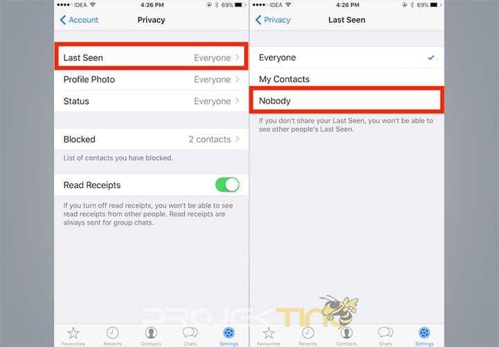 Cara Menyembunyikan Last Seen Telegram