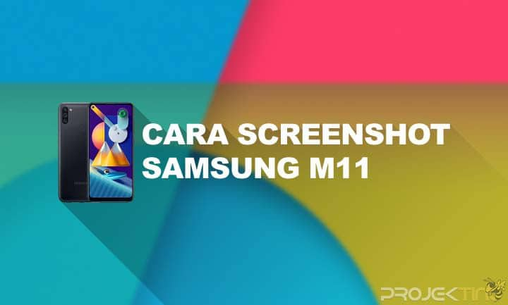 Cara Screenshot Samsung M11
