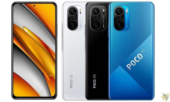 Gambar Xiaomi Poco F3