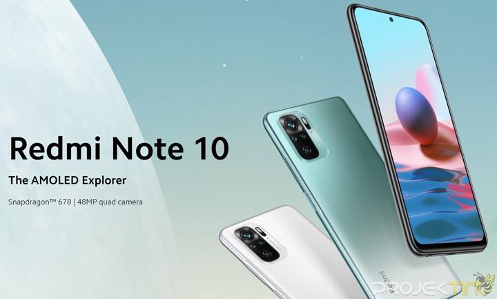 Harga Xiaomi Redmi Note 10