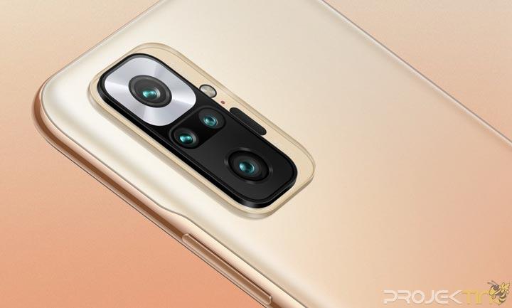 Kamera Belakang Xiaomi Redmi Note 10 Pro