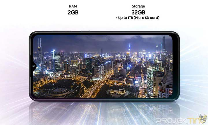 Kekurangan Samsung M02