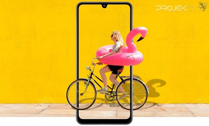 Layar Samsung A32