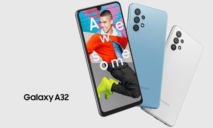 Review Spesifikasi Samsung A32