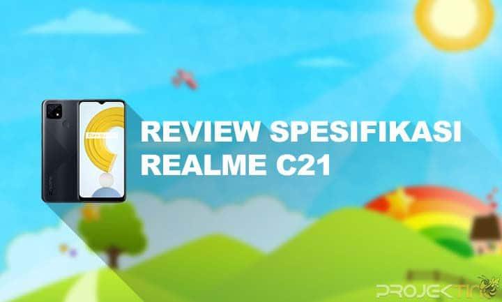 Spesifikasi Realme C21