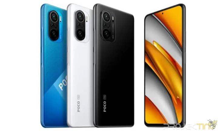 Spesifikasi Xiaomi Poco F3