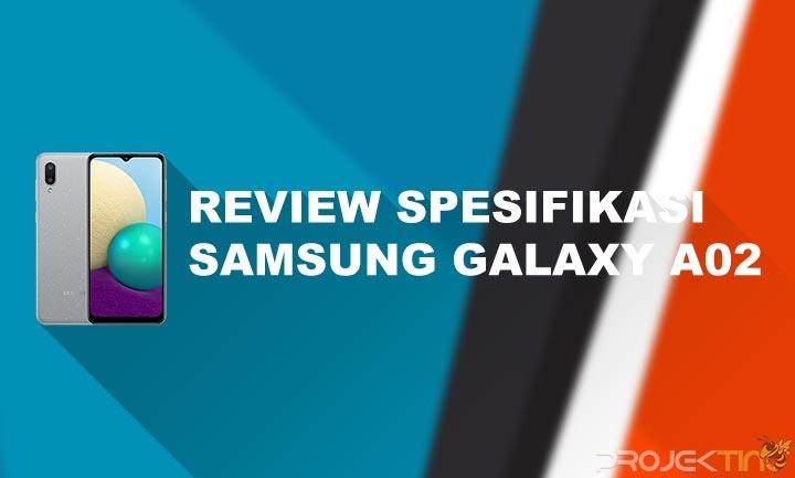 Spesifikasi dan Harga Samsung A02