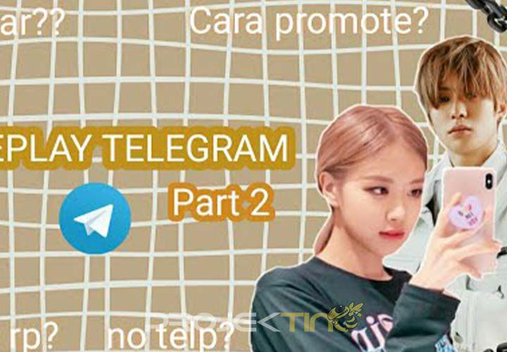 Cara Bermain Role Play di Telegram