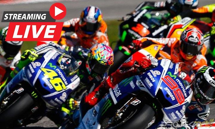 Cara Nonton MotoGP Live Streaming