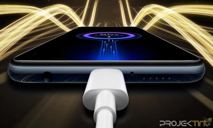Fast Charging Poco X3 Pro
