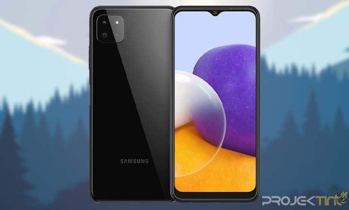 Gambar Samsung Galaxy A22