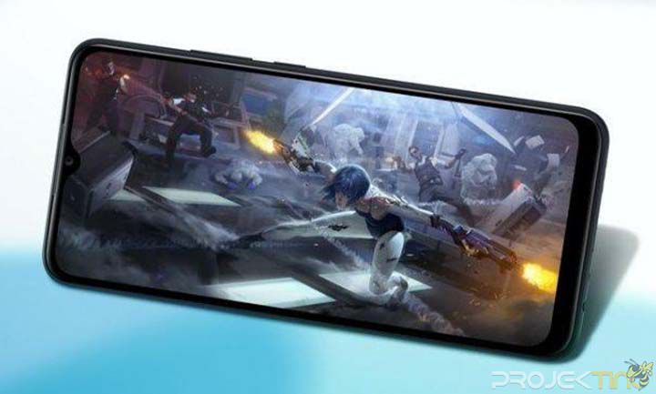Gaming Oppo A53
