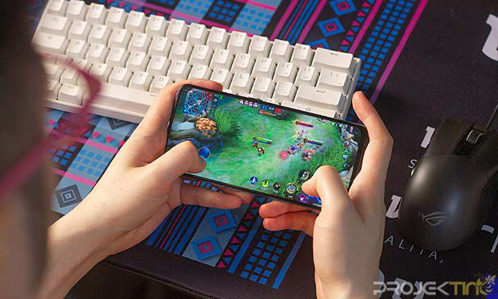 Gaming Oppo A94