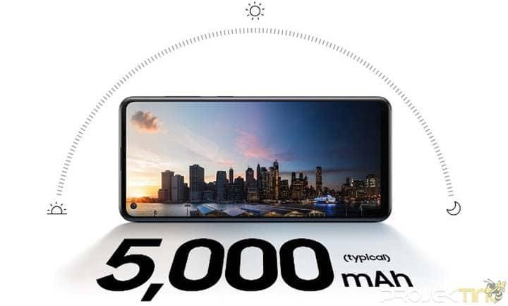 Gaming Samsung M42