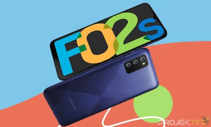 Harga Samsung F02s di Indonesia