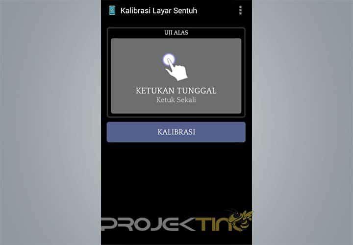 Kalibrasi Layar Android