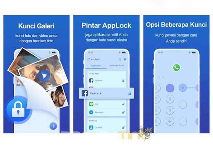 Mengunci Aplikasi Menggunakan Aplikasi Kunci
